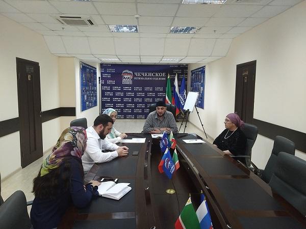 ЧЕЧНЯ. Около 400 школ Чечни принимают участие в акции «Здоровое питание – активное долголетие»