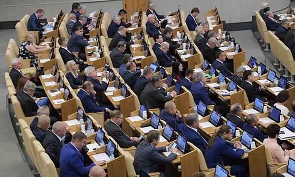 ЧЕЧНЯ. Госдума приняла в I чтении законопроект «Единой России» о сохранении сокращенного рабочего дня для женщин на селе