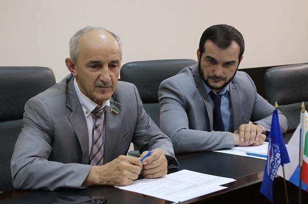 ЧЕЧНЯ. Проект «Локомотивы роста» подвел промежуточные итоги деятельности в Чеченской Республике